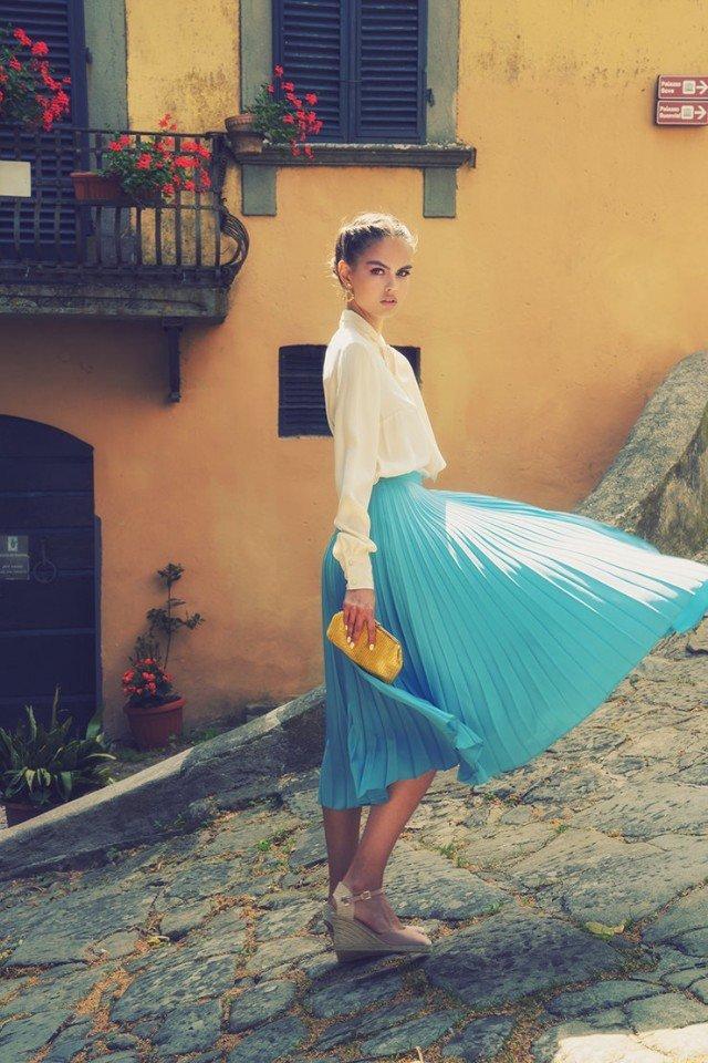 Эти 12 нарядов от российского бренда Roseville сделают из вас настоящую итальянку