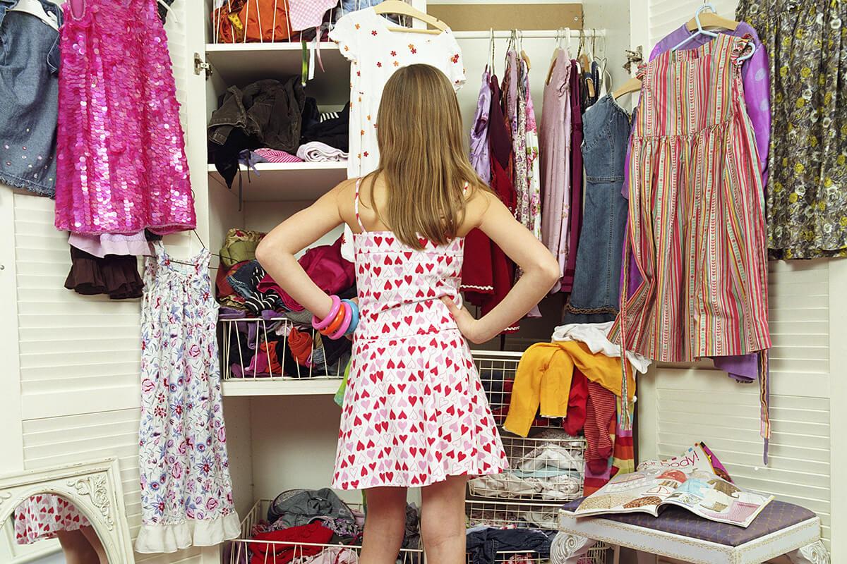 6 вещей, которые нужно выбросить прежде, чем пойти за покупками. Это хлам!