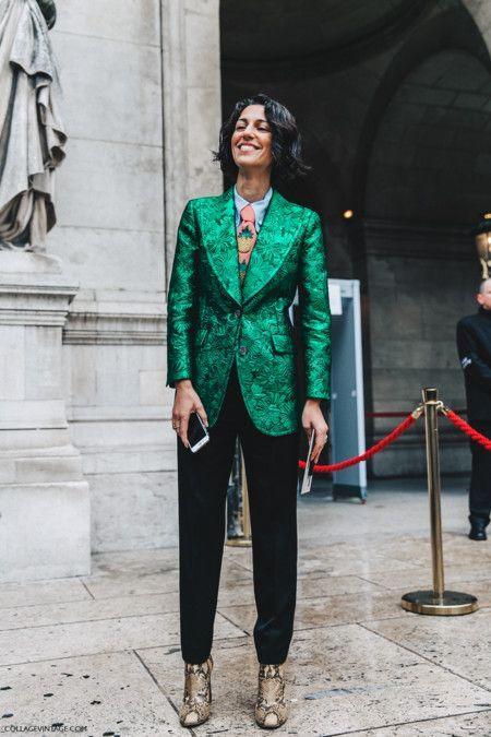Как носить изумрудный и выглядеть шикарно: 10 модных советов