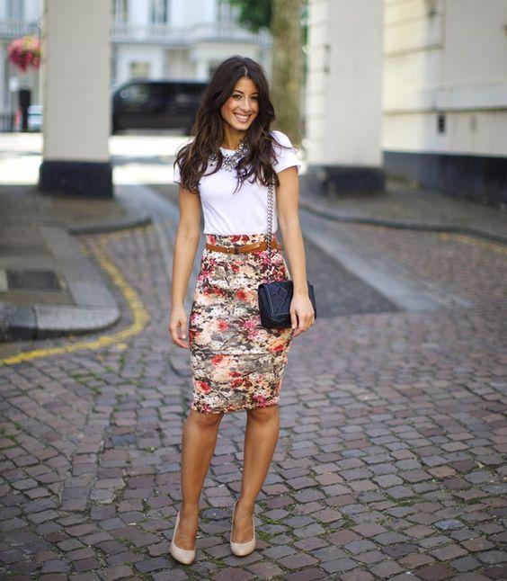 12 идеальных юбок миди, которые помогут подчеркнуть все ваши достоинства