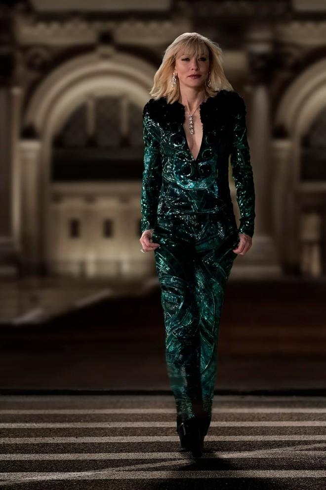 Кейт Бланшетт и ее стиль в подругах Оушена: 9 образов, которые хочется повторить сейчас же