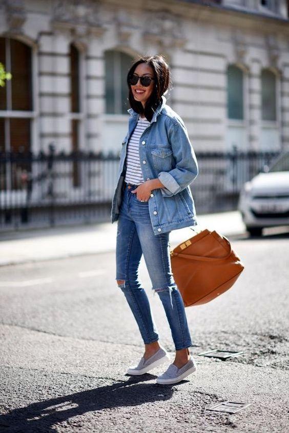 Новый взгляд: 7 идей, как носить джинсу в этом сезоне и быть на стиле