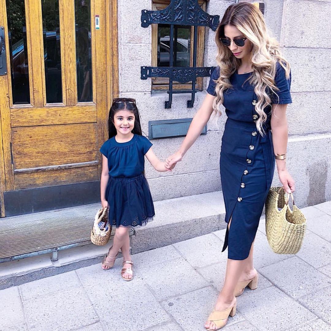10 безумно трогательных образов, которые вам захочется повторить со своей дочкой