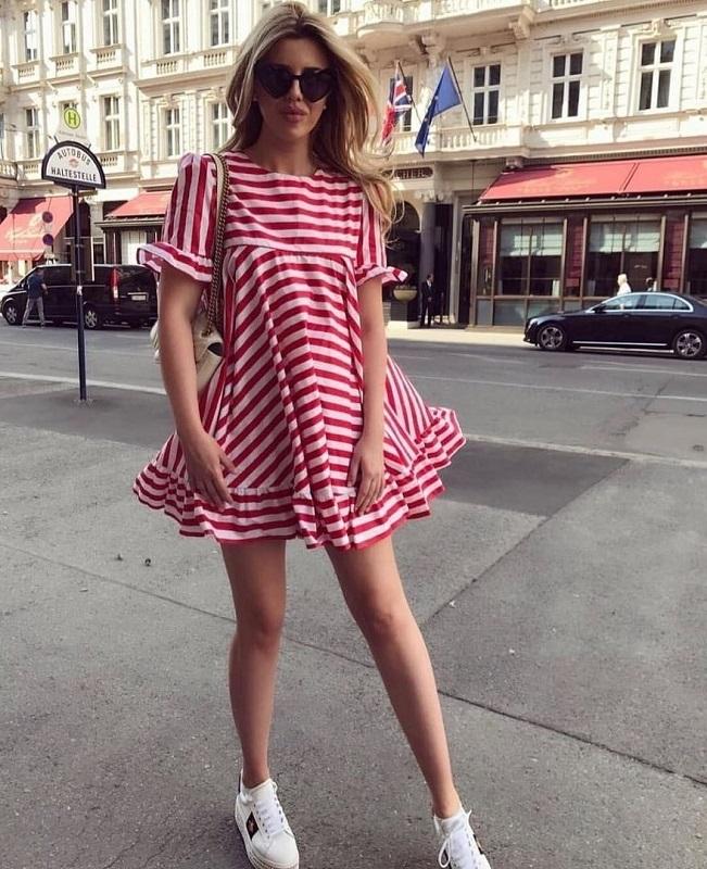 Хорошая полоса: 6 секретов, как носить модный принт этого лета и выглядеть безупречно