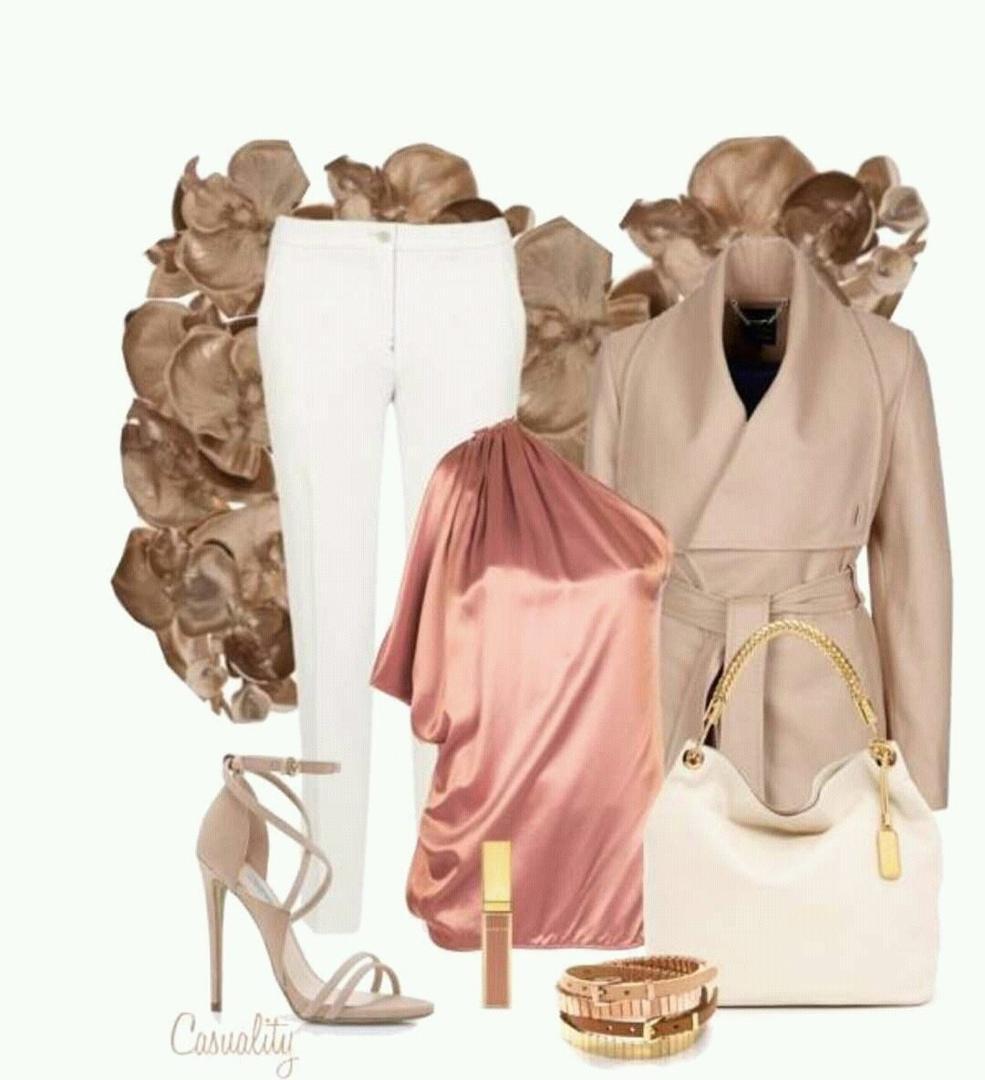 Туфли нюд: 6 стильных подсказок, с чем носить и выглядеть эффектно