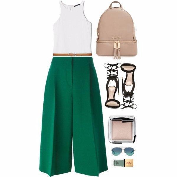 Как носить кожаную юбку и избежать вульгарности: 8 удачных примеров