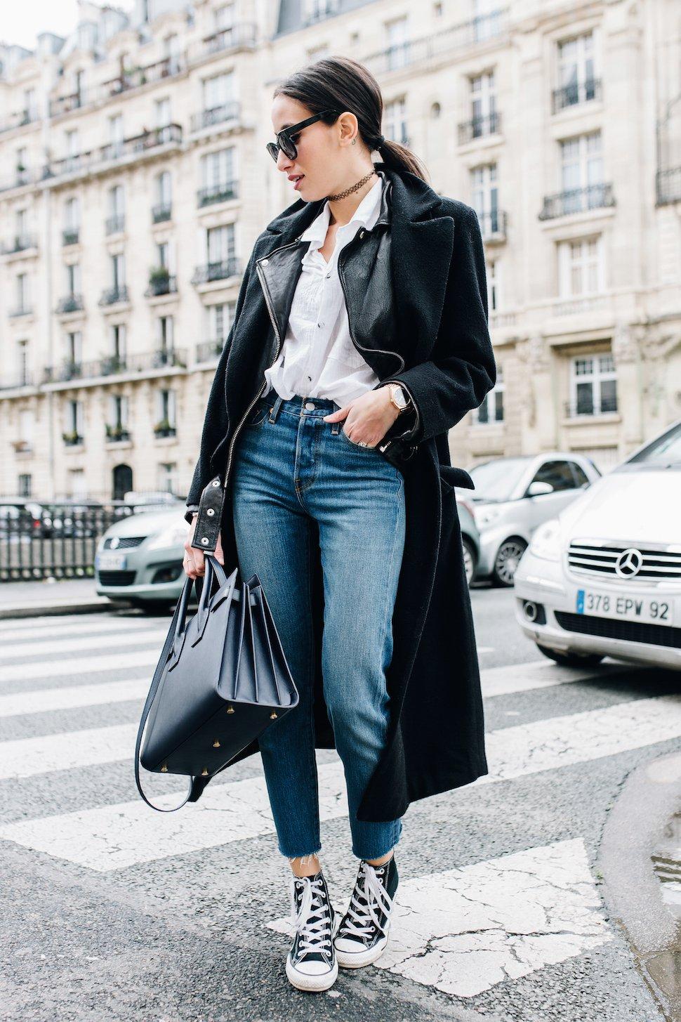 5 пар джинсов, которые стоит взять с собой в осень, чтобы быть самой модной