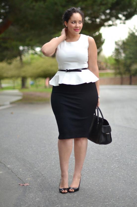 Подчеркнут достоинства — уберут все лишнее: 5 идеальных юбок для пышных бедер