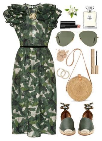 7 уловок, как носить всю неделю одно платье и выглядеть всегда разной