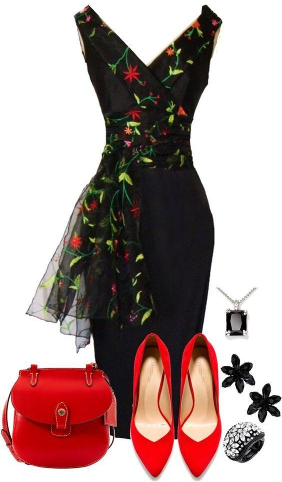 Эти 9 платьев помогут скрыть недостатки вашей фигуры