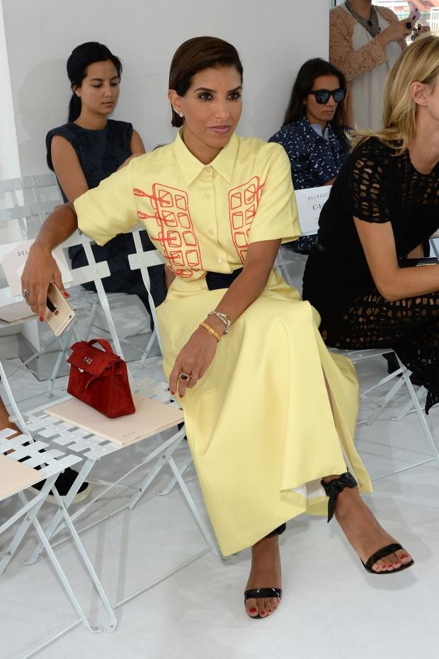 Аксессуаров много не бывает: 15  стильных идей от восточной принцессы — Дины Абдулазиз