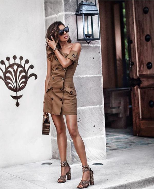 10 стильных образов в копилку городской модницы