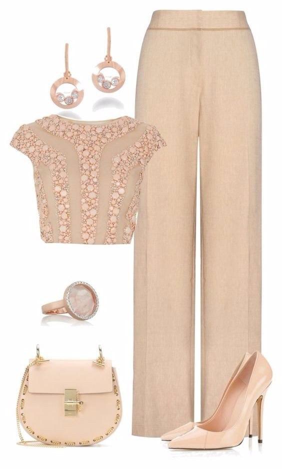 Как носить светлые брюки и выглядеть элегантно: 6 гениальных уловок