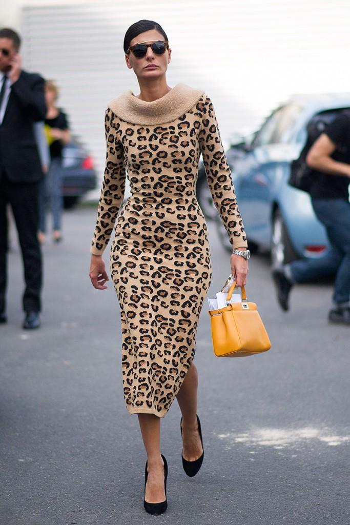 Как отличить дорогой леопардовый принт от дешевки и быть в тренде этой осенью