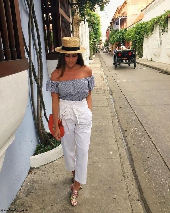 7 образов с шляпкой, которые заставят купить билет и улететь в отпуск сейчас же
