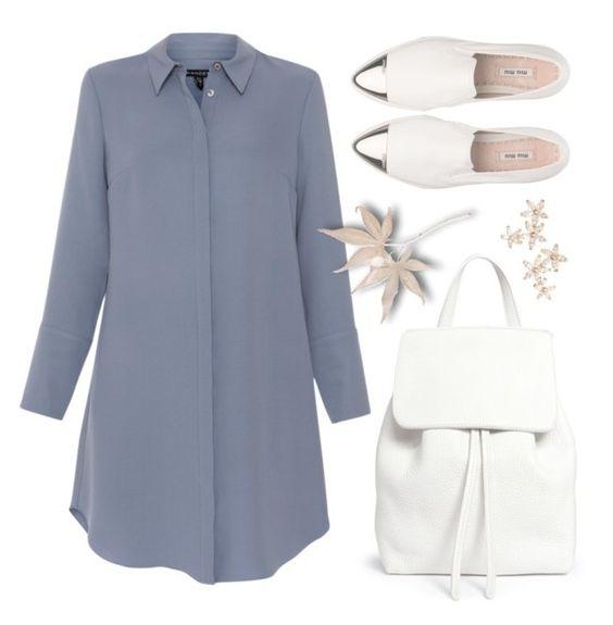 5 самых женственных платьев-рубашек на раннюю осень