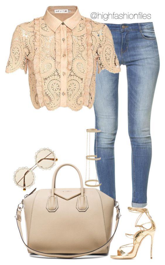 8 образов с джинсами, ради которых можно забыть о юбках