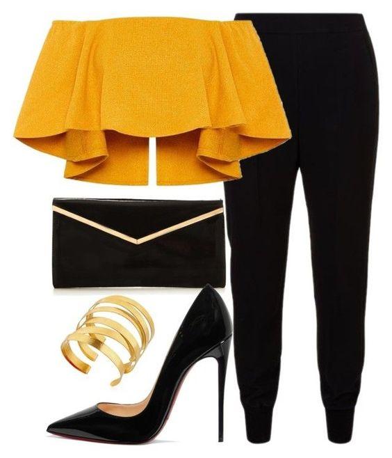 9 стильных образов с главным фаворитом лета - желтым цветом