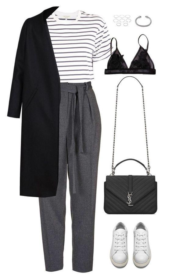 7 образов с брюками, которые все модницы будут носить этой осенью