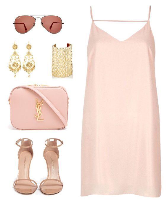 Как сочетать розовый с базовыми цветами: 6 незабываемых образов
