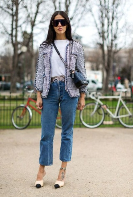 6 примеров, как одеваться в стиле Коко Шанель и выглядеть эффектно