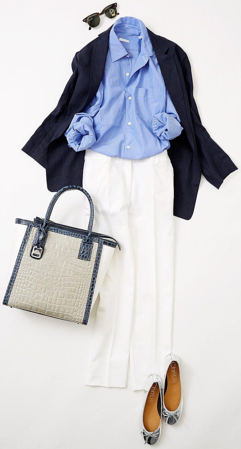 Носи всегда, носи везде: 5 образов в стиле smart-casual, чтобы покорить эту осень