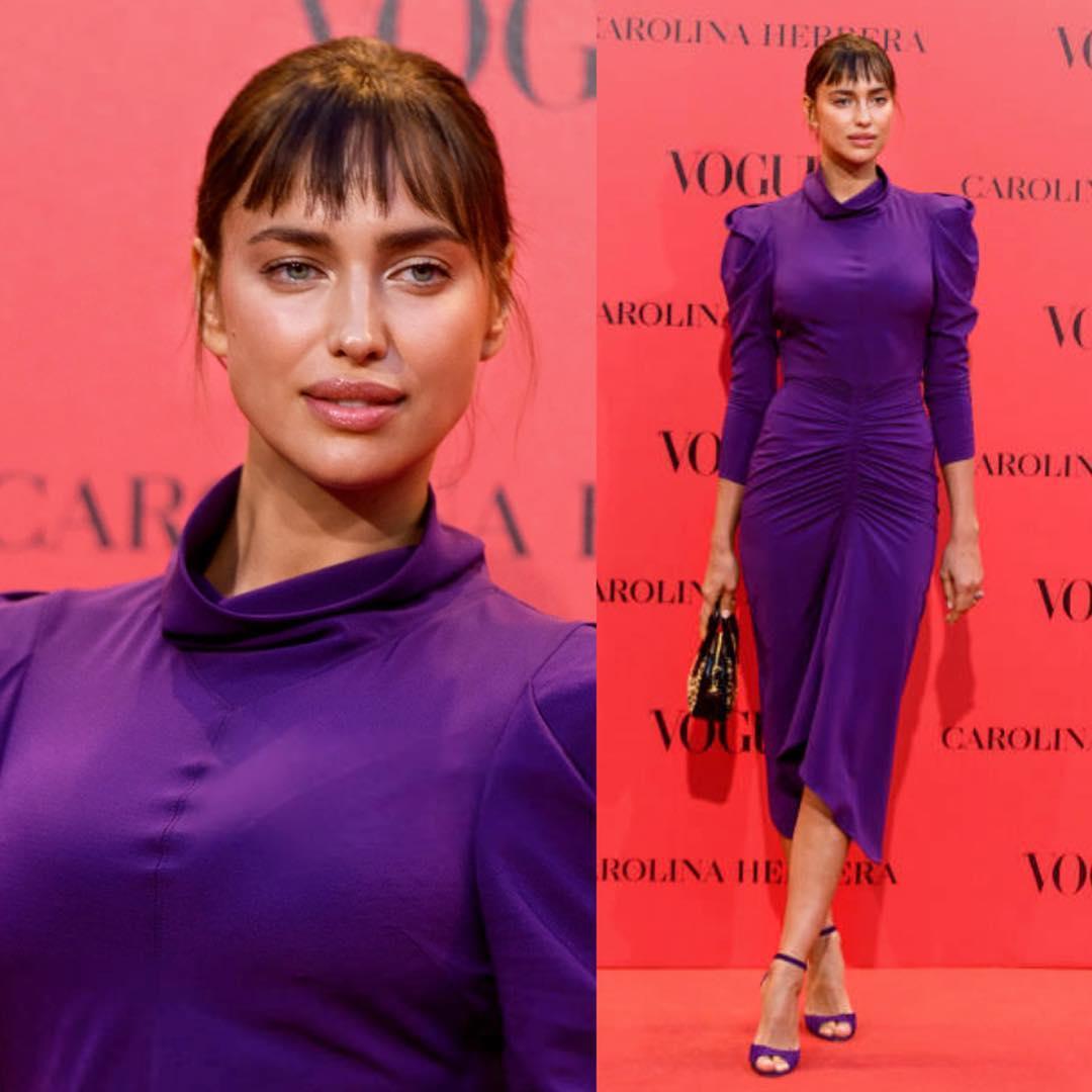 Модный провал: Ирина Шейк удивила всех крайне неудачным образом
