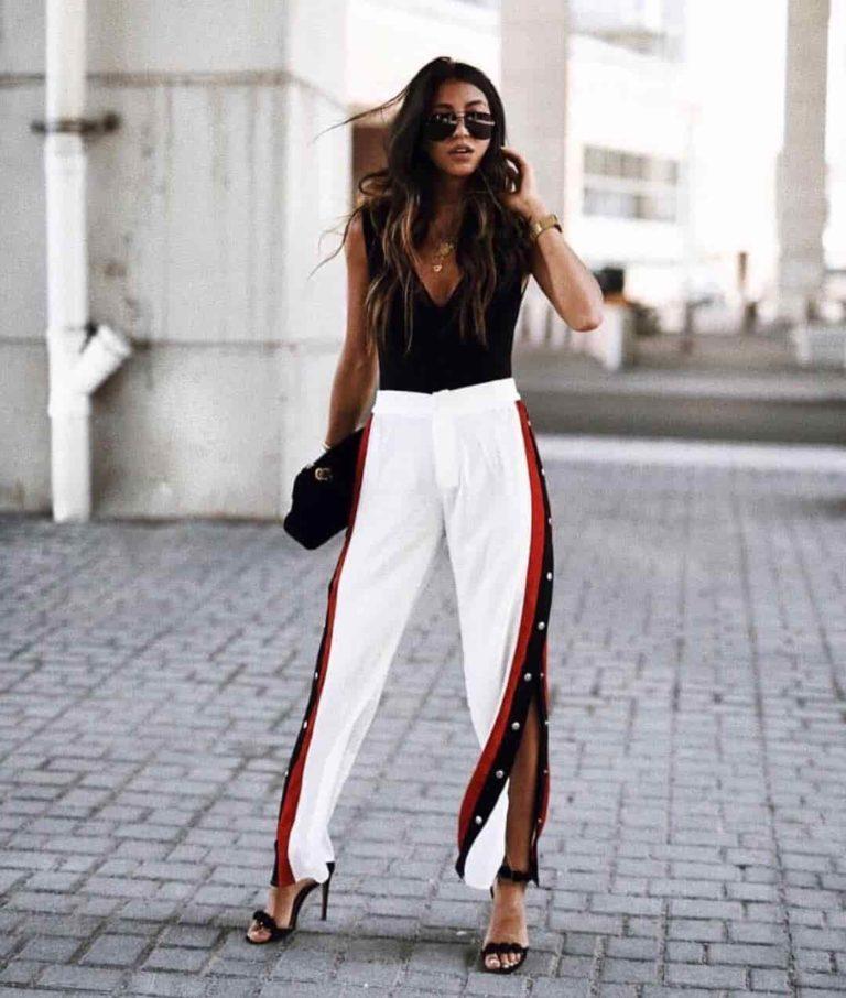 Эти 6 белых брюк сделают вашу фигуру идеальной (или почти идеальной)