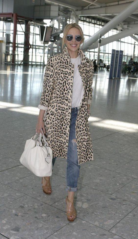 Виктория Бекхэм возвращает моду на леопард. Не поверите, но выглядит это очень стильно!