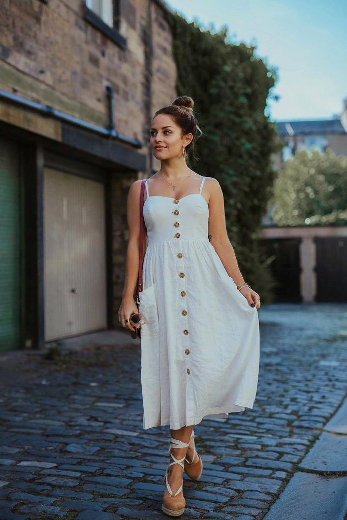 Секрет этих 7 потрясающих платьев — в натуральных тканях. Выглядит очень эффектно!