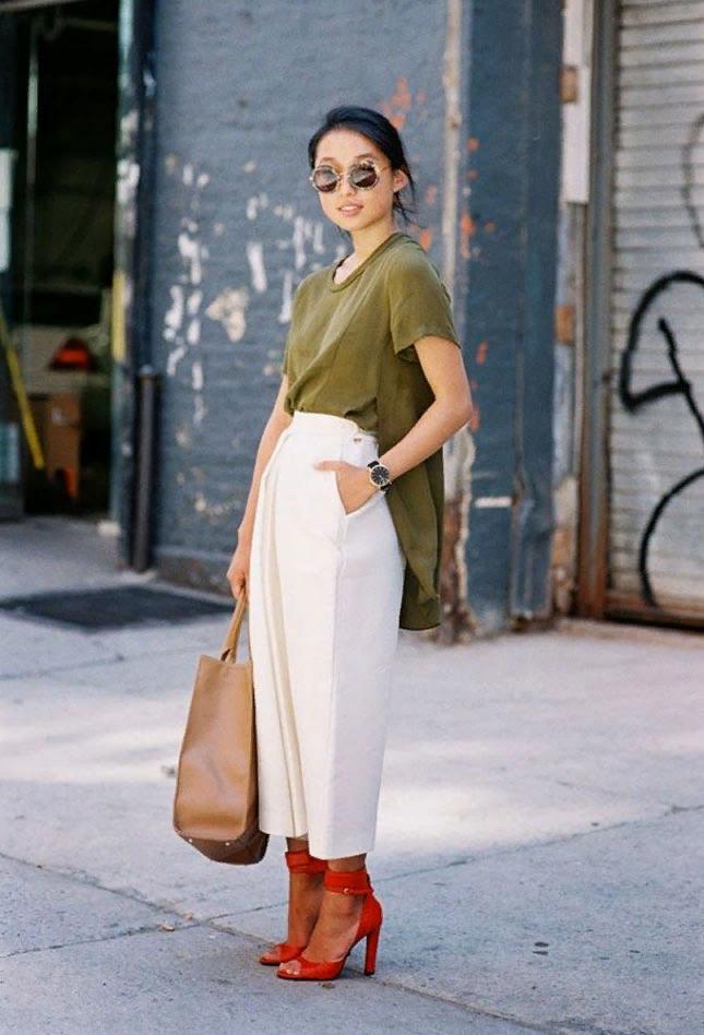 13 свежих идей, как носить еще один цвет, который худит — хаки