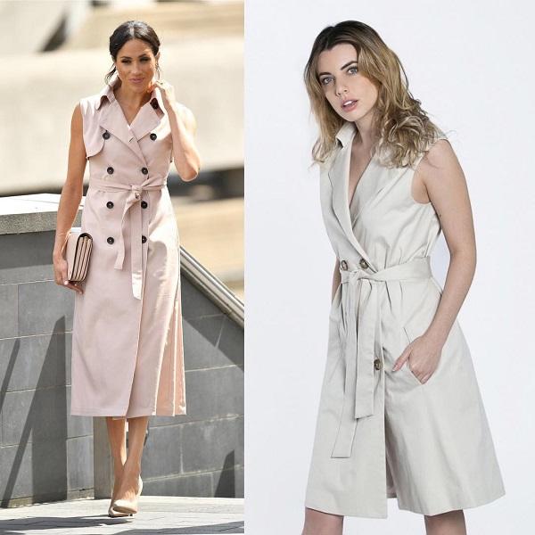 Меган Марк снова лучше всех — самое стильное платье, которое вам захочется купить