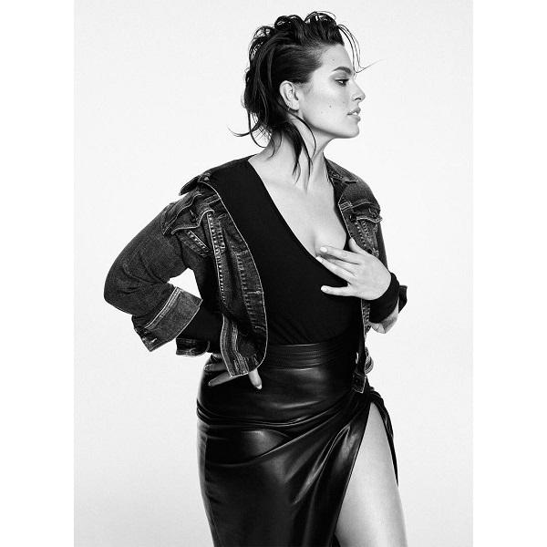 Новая коллекция одежды для полных женщин от Эшли Грэм (самой горячей пышечки XXI века)