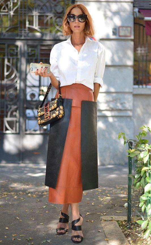 Тренд на женственность: 25 юбок с оригинальным кроем