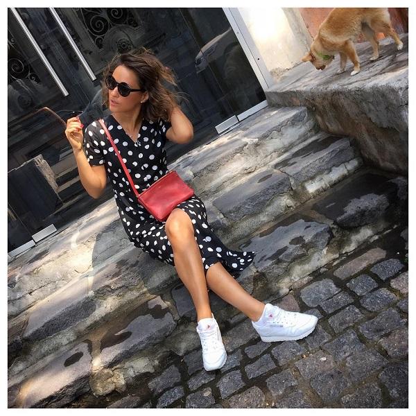 Модное лето с Леной Галант: 16 ярких образов для жарких деньков