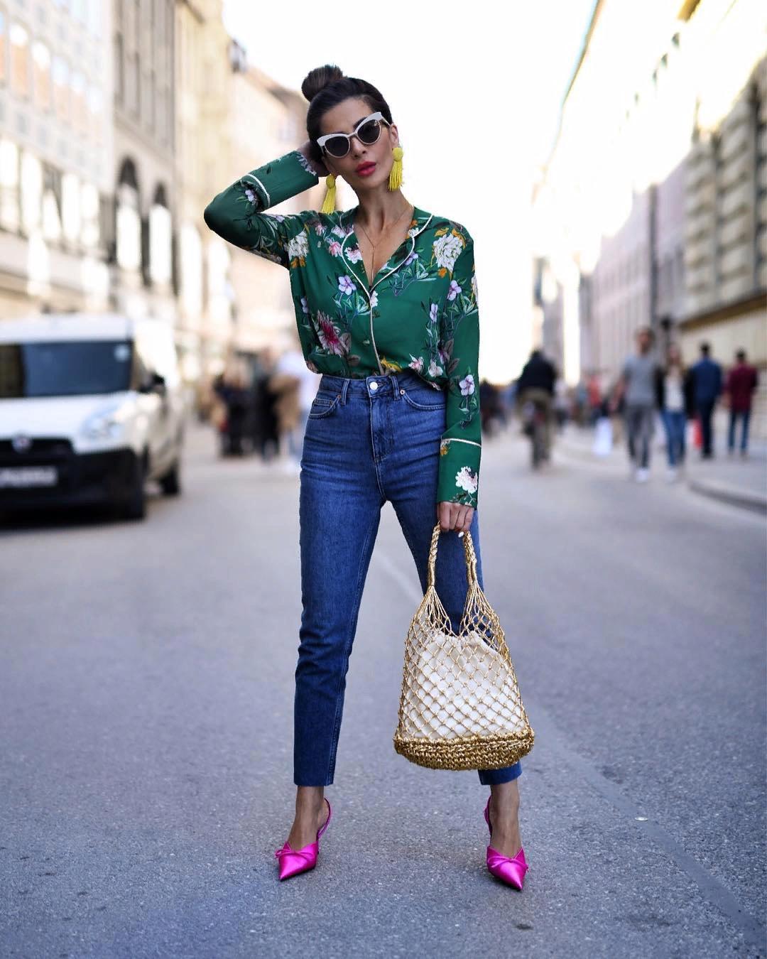 5 образов, чтобы ваши «обычные» джинсы заиграли новой жизнью и стали ультра-модными