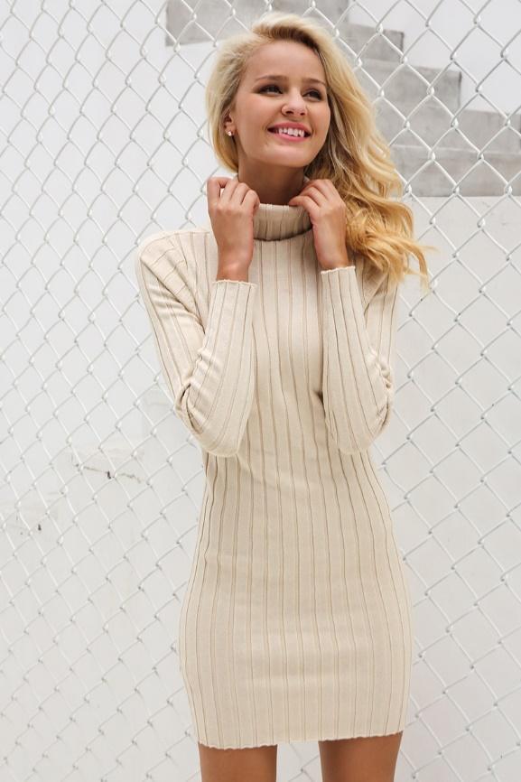6 платьев с Aliexpress до 1600 рублей, в которых можно и даже нужно встретить эту осень