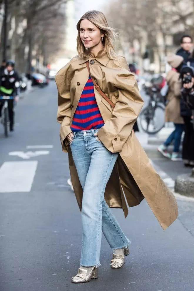 Тренч в осеннем гардеробе: 10 образов для самых стильных