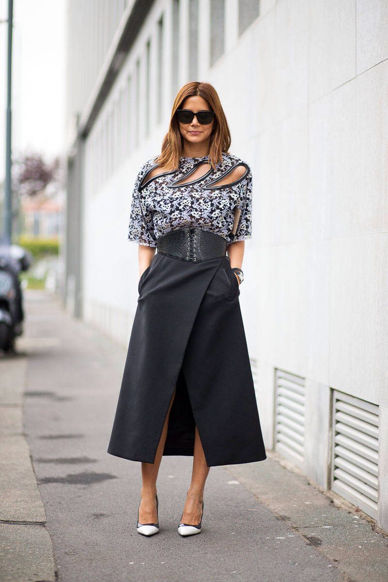 6 базовых юбок, которые впишутся в любой стиль и станут вашим украшением