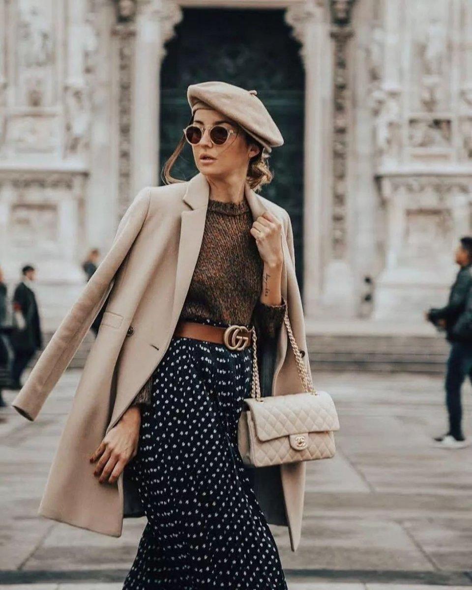 современная мода франции фото это значит, что