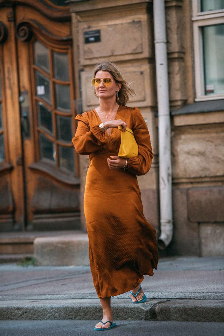 Норвежский стритстайл с недели моды: что мы будем носить в 2019?