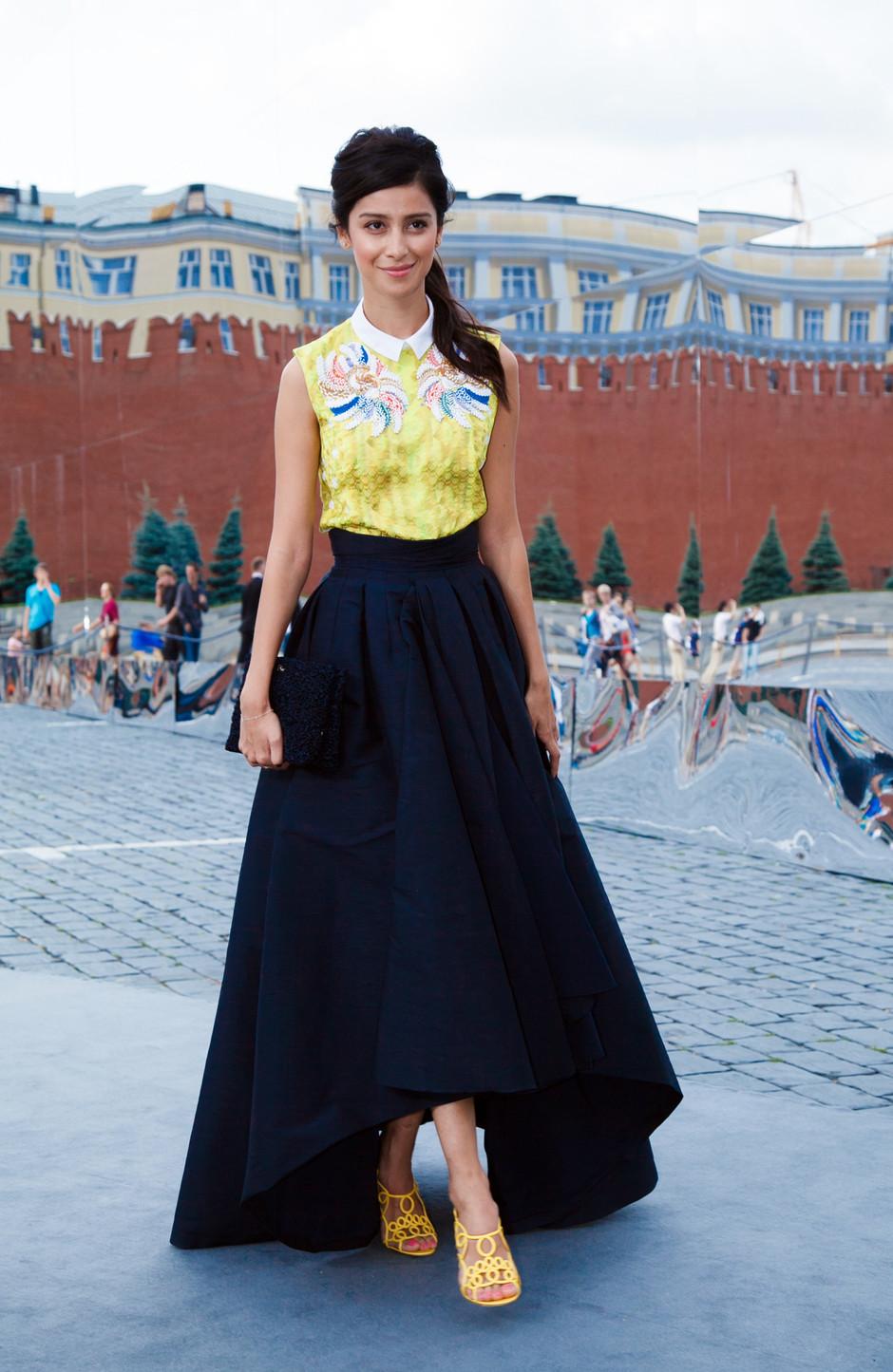 Женщина, которая вдохновляет: лучшие образы Равшаны Курковой за 8 лет
