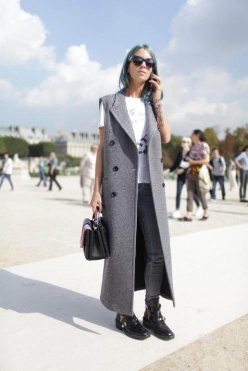 Серый — это не скучно: 13 способов носить серый так, чтобы вами восхищались