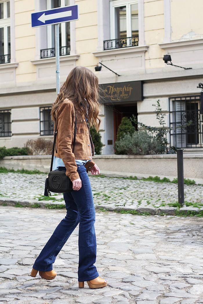 Лодочки, оксфорды или ботфорты — какую обувь носить с джинсами и быть на высоте