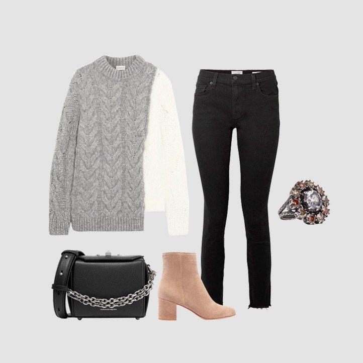 5 модных подсказок, как красиво одеться осенью и не замерзнуть