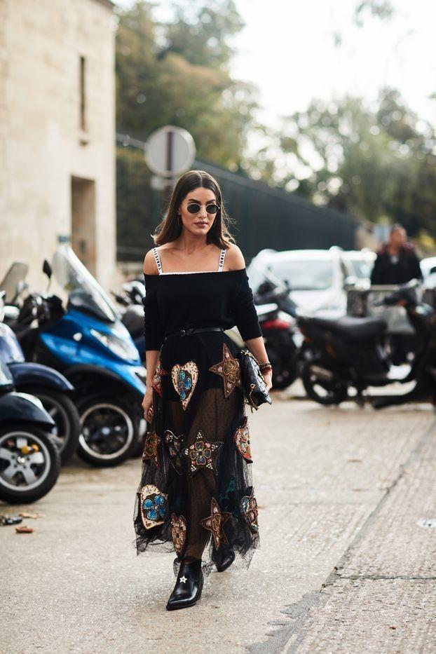 9 изумительных образов с юбками из фатина, которые хочется надеть и не снимать