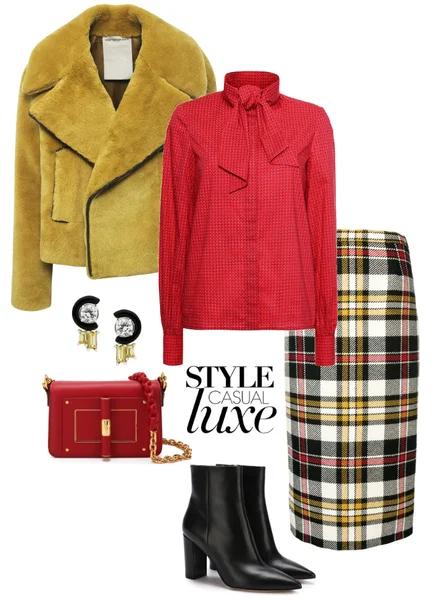 Разноцветные юбки, пальто и аксессуары – что носить этой осенью, чтобы не грустить о лете