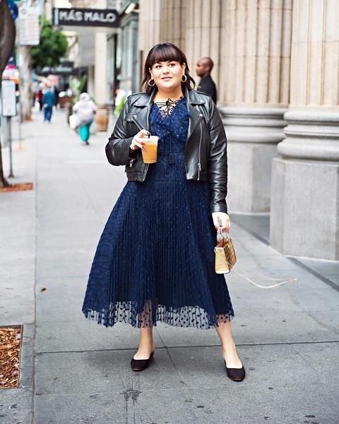 Как быть фигуристой, если ты полная: 5 модных секретов от блогеров Plus-Size
