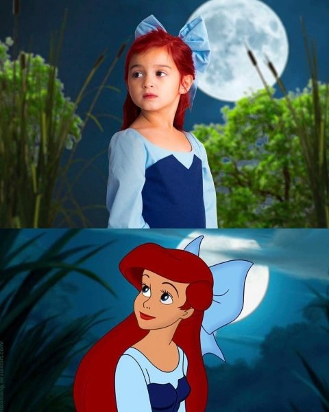 Эта девочка так пародирует известных персонажей, что дух захватывает (и все это, чтобы спасти бабушку)