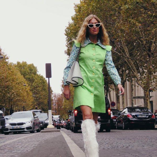 7 блогеров, стиль которых взрывают недели Мод из раза в раз